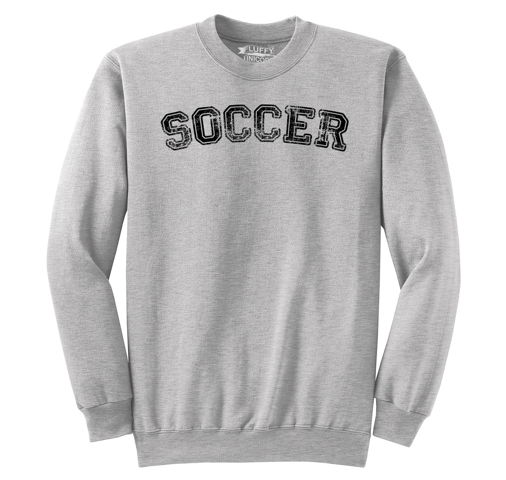 Soccer Sports Goalie Shirt Crewneck Sweatshirt