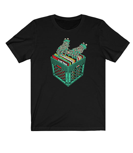 RTJDJ2 (RAP FAN x Run the Jewels) T-Shirt