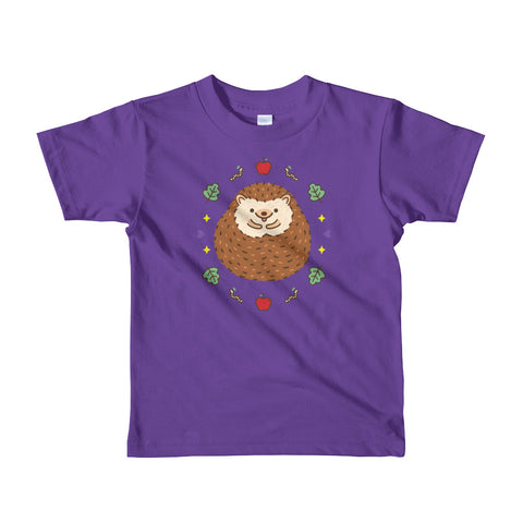 Cute Hedgehog Kids T-shirt