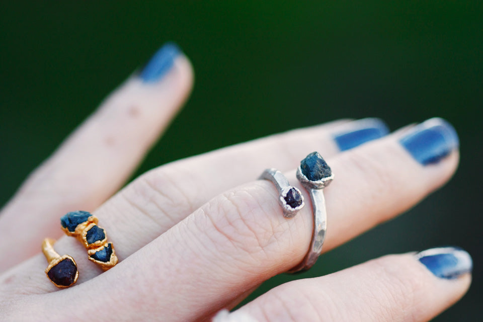 Mothers Wrap Ring // Rose Gold, Gold, Silver - Little Sycamore