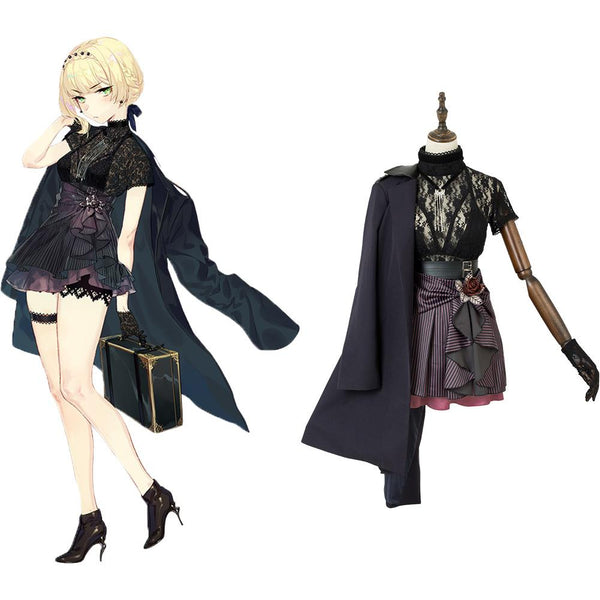 Girls Frontline Welrod MK II Cosplay Costume