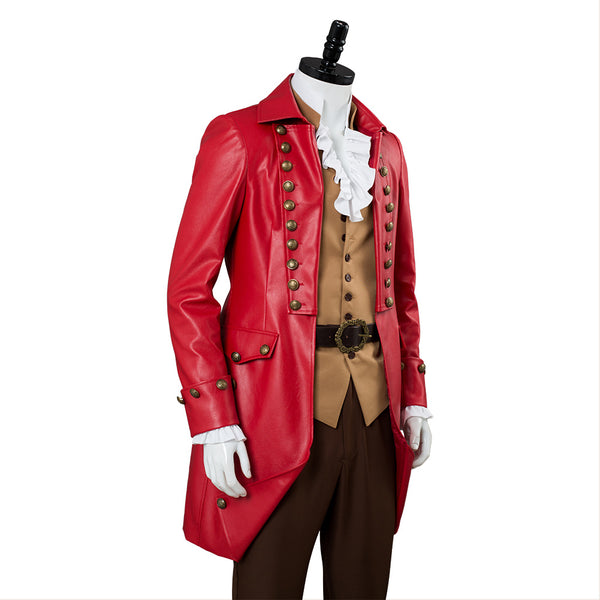 Beauty and the Beast Gaston Cosplay Costume