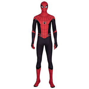 2019 Spider-Man: Far From Home Peter Park Body Suit Outfit Cosplay Costume Adult Male Female