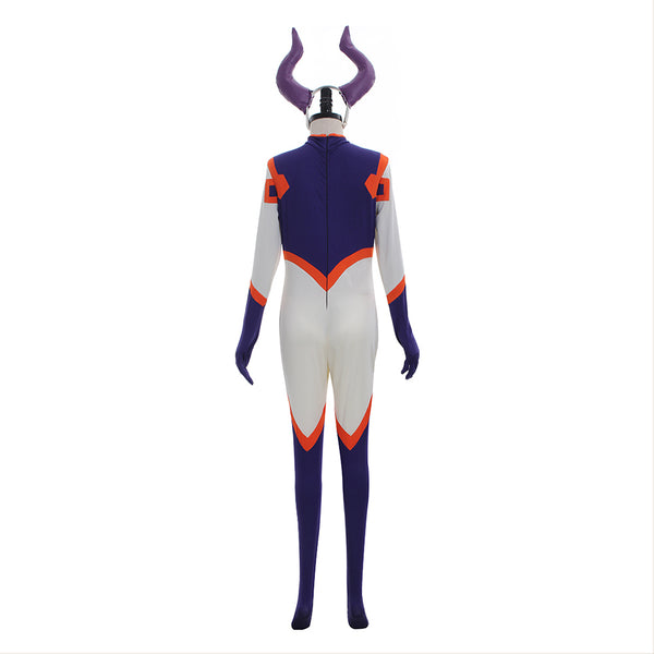 My Hero Academia Mount MT Lady Bodysuit Cosplay Costume