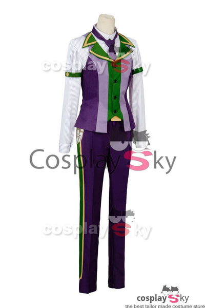 Fate Grand Order Protagonist Ritsuka Fujimaru School Male Uniform Cosplay Costume