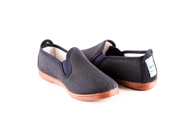 Slip-On Canvas Navy