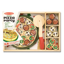 Melissa & Doug Pizza Party Play Set - Springfield, IL - Little Lincoln's Toy Shop