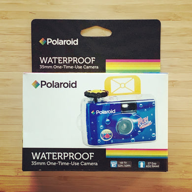 POLAROID WATERPROOF 400/27 EXP