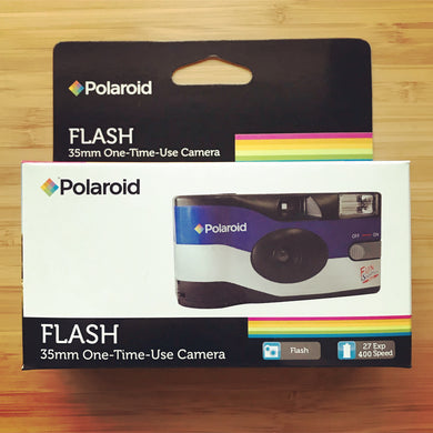 POLAROID FLASH 400/27 EXP