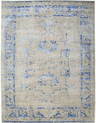 Handknotted Wool Arte Rug Area Rug 8 X 10 - T302-IN-400-8X10