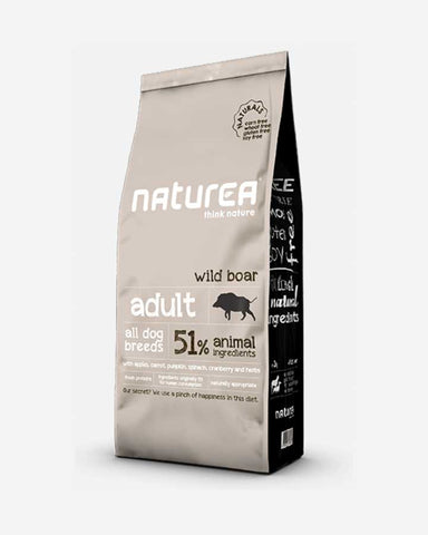 Naturea Naturals - Adult All Breed - Wild Boar
