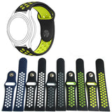 Sport Rubber Watch Band - thema cave