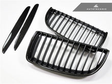 Shop AutoTecknic Replacement Carbon Fiber Front Grilles - E90 Sedan / E91 Wagon | 3 Series - AutoTecknic