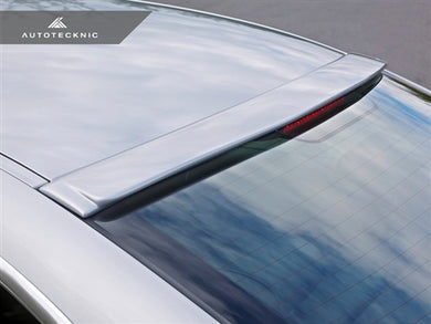Shop AutoTecknic ABS Roof Spoiler - BMW F10 5-Series Sedan (2011-Up) - AutoTecknic
