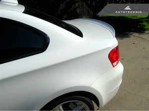 Shop AutoTecknic ABS Performante Trunk Spoiler - E82 1-Series Coupe (2008-2012) - AutoTecknic