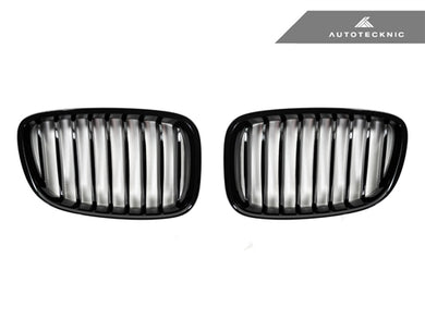 Shop AutoTecknic Replacement Glazing Black Front Grilles - F07 5-Series Gran Turismo - AutoTecknic