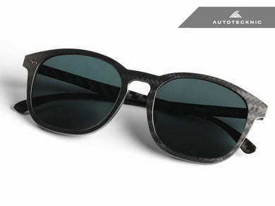 Shop AutoTecknic Forged Carbon Sunglasses - Classic - AutoTecknic
