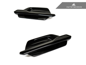 Shop AutoTecknic Replacement Glazing Black Fender Trim - F87 M2 - AutoTecknic