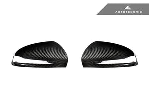 Shop AutoTecknic Replacement Version II Dry Carbon Mirror Covers - Mercedes-Benz W205 C-Class | W213 E-Class | W222 S-Class - AutoTecknic