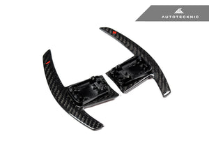 AutoTecknic Dry Carbon Battle Version Shift Paddles - G01 X3 | G02 X4