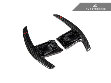 AutoTecknic Dry Carbon Battle Version Shift Paddles - G05 X5 | G07 X7