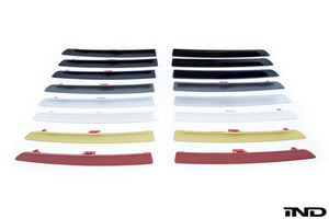 IND Painted Rear Reflector Set - F80 M3 | F82/ F83 M4