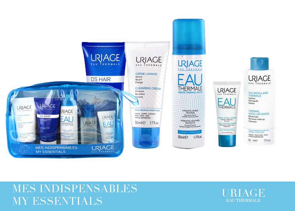 Uriage Eau Thermale Mes Indispensables Minis