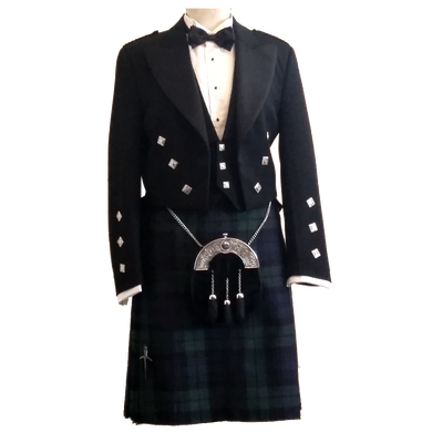 Bonnie Prince Charlie Coatee and Vest