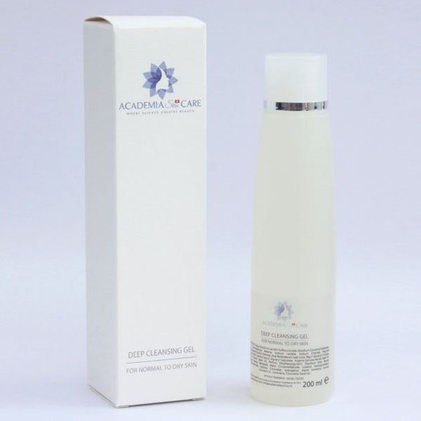 DEEP CLEANSING GEL FOR NORMAL TO DRY SKIN