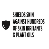 Shields Skin Against Hunderds of Skin Irritants & Plant Oils