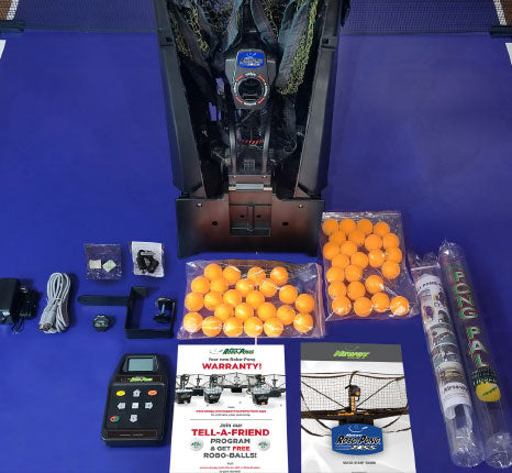 Refurbished - Newgy 2055 Table Tennis Robot