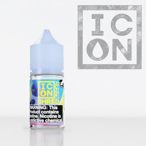 Puff Labs | Icon | Shred Salt E-Liquid | 30ml - Puff Labs