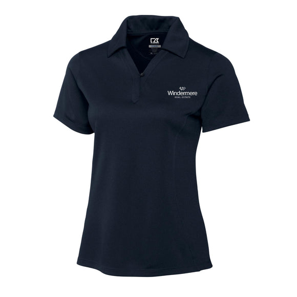Ladies Cutter & Buck DryTec Polo