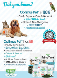 Optimus Pet - 2500 Tablets