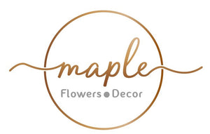 Maple Flowers + Decor