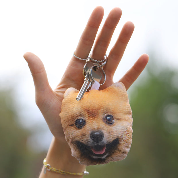 My Dog Keyring