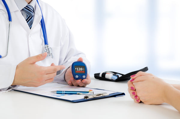 Diabetes Check with Doctor