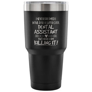 Dental Assistant Travel Coffee Mug
