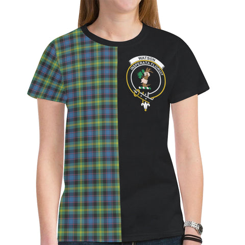 Watson Ancient T-shirt Half In Me