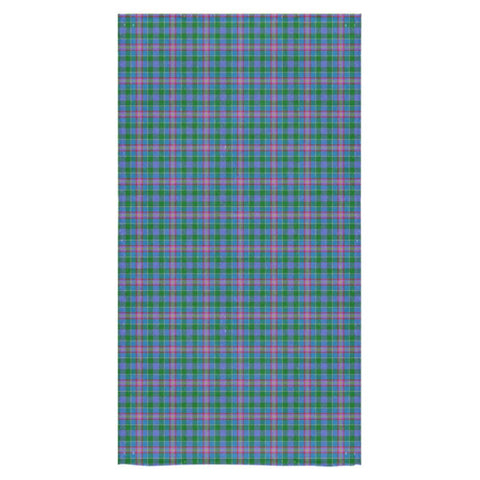 Image of Pitcairn Hunting Tartan Towel TH8