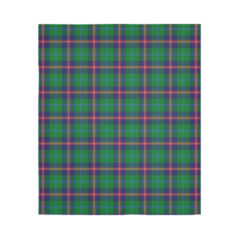 Young Modern Tartan Tapestry K5