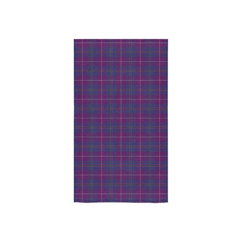 Pride of Glencoe Tartan Towel | scottishclans.co