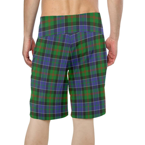 Image of Paterson Tartan Board Shorts TH8