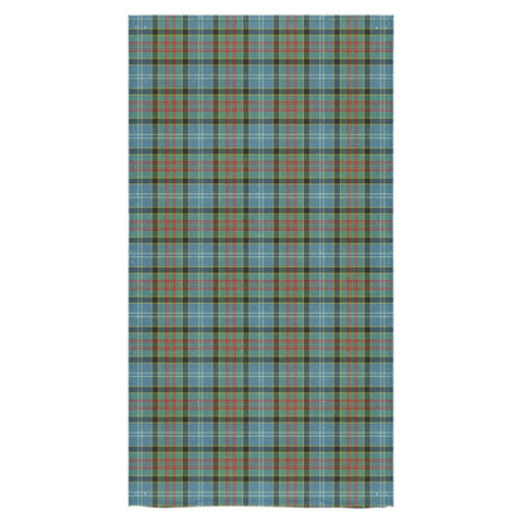 Paisley District Tartan Towel TH8