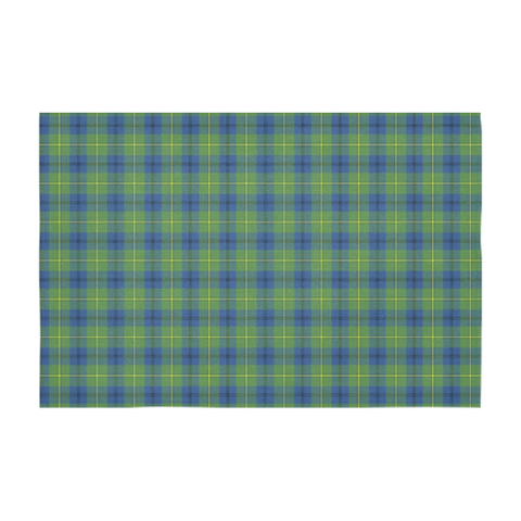 Image of Johnston Ancient Tartan Tablecloth | Home Decor