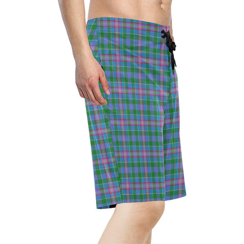 Image of Pitcairn Hunting Tartan Board Shorts TH8