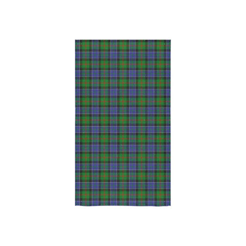 Paterson Tartan Towel | scottishclans.co