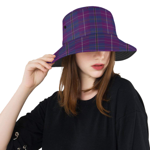 Pride Of Glencoe Tartan Bucket Hat - utility kilt,tartan plaid,tartan,scottish tartan,scottish plaid,scottish kilt,scottish clothing,ONLINE SHOPPING,kilts for sale,kilts for men,kilt shop,kilt,cool bucket hat,CLOTHING,BUCKET HATS,bucket hat for women,bucket hat,bucket hat for men,scottish clan,scotland tartan,scots tartan ,Merry Christmas,Cyber Monday,Black Friday,Online Shopping
