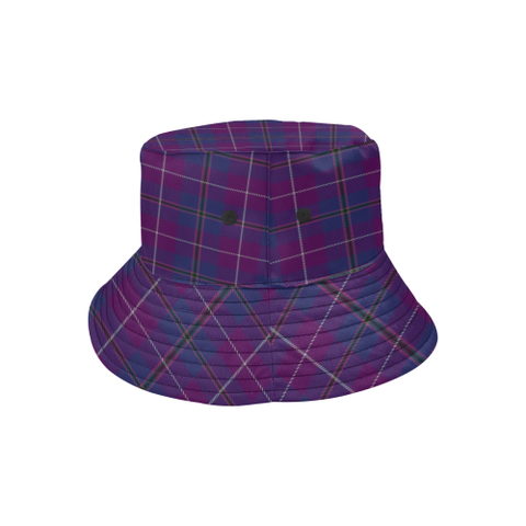 Pride Of Glencoe Tartan Bucket Hat