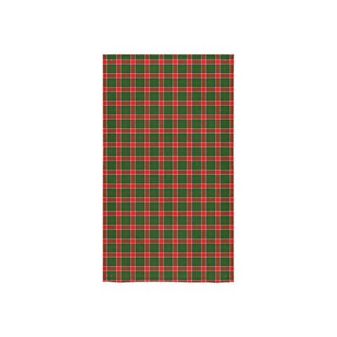 Pollock Modern Tartan Towel | scottishclans.co